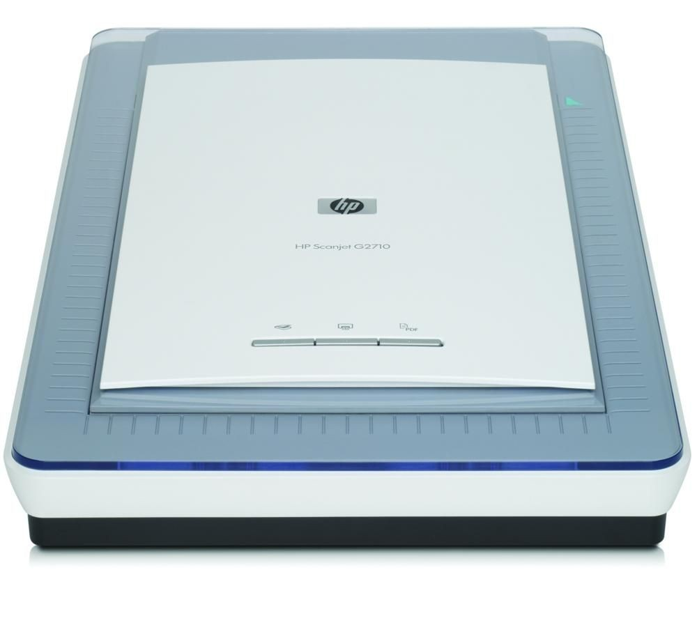 Схема hp scanjet g2710