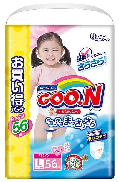 Заказать памперсы goon