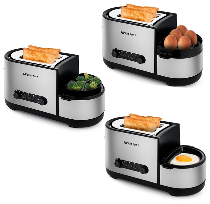 тостер kitfort kt 2012 купить