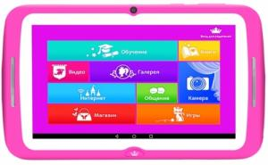 TurboKids Princess NEW 16 Гб Wi-Fi розовый