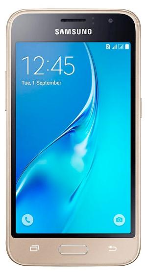 Samsung Galaxy J1 (2016) SM-J120F/DS White