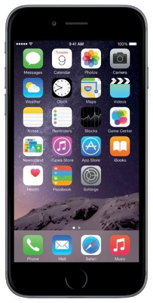 Смартфон Apple iPhone 6 32GB Space Gray (MQ3D2RU/A)