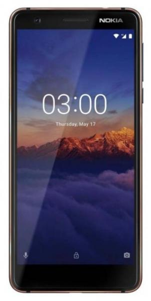 Nokia 3.1 16GB White (11ES2W01A01)
