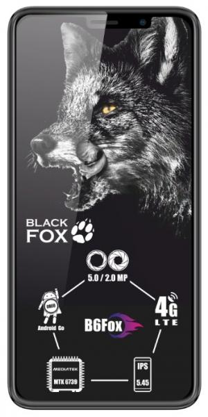 Смартфон Black Fox B6Fox Gold
