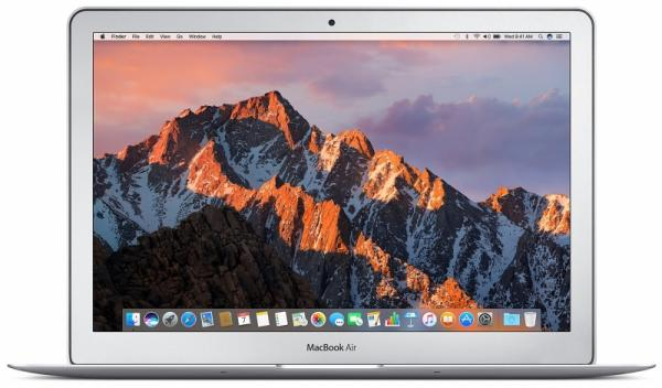 Ноутбук Apple MacBook Air 13 (MQD42RU/A) (Z0UU0008B)